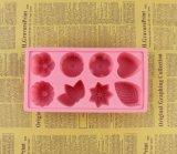 Fondant décorant 100% moulages de gâteau de silicones de catégorie comestible