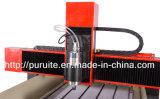 Machine de découpage en aluminium de machine de gravure en métal
