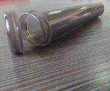 la catégorie comestible pp de 98mm-1 Doob émoussent la fiole de Joint-Tube/avec le couvercle articulé