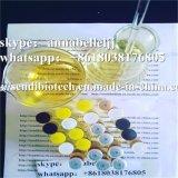 De anabole Steroid Injecteerbare Vloeistof van Enanthate van het Testosteron voor Bodybuilding CAS 315-37-7