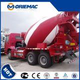 3-6m3 de Kleine van de Concrete Mixer Rhd Vrachtwagen van LHD of