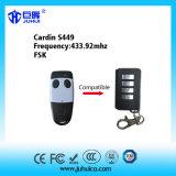 De compatibele Afstandsbediening 433.92MHz van de Code van het Merk Cardin Rolling