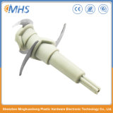 Single Cavity sand Blasting Pa plastic Injection mol thing part