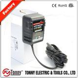 0.75A 12V 납축 전지 소송 불법 원조자 충전기