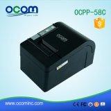 Ocpp 58c Bt Bluetooth 커뮤니케이션 58mm 열 영수증 인쇄 기계 자동차 절단기