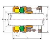 Ts 560A Einzeln-Sprung mechanische Dichtung ersetzen Aesseal (ADLER EA560 ersetzen MTU-FP/T3S und NOK)