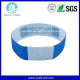 Bracelet doux imperméable à l'eau d'IDENTIFICATION RF de PVC de Chaussure-Boucle