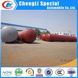 ASME SA516 24mm de Horizontale Tank van de Opslag van LPG 100ton 100mt 200m3