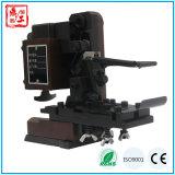 Maquinaria terminal automática do CNC Dg-602 com cabeças dobro