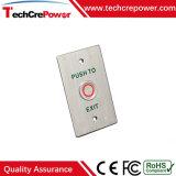 EL-820b (LED) Zugriffssteuerung-Ausgangs-Taste des wasserdichten Edelstahl-IP68 piezoelektrische