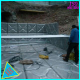Heißes BAD Stahl galvanisierter Wasser-Sammelbehälter und Vertrauen-Becken