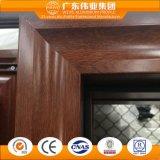 Puerta BI-Plegable de aluminio modificada para requisitos particulares fábrica china