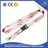 Concevoir la lanière en fonction du client de carte d'identification avec l'usine pour le sport