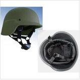 El mejor casco de la prueba del punto negro de Nij Iiia de la calidad 2017 para la policía y los militares