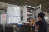 Flocken-Eis-Hersteller mit Edelstahl