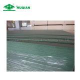 Зеленая плотность доски влажного доказательства тимберса 730 1220mmx2440mmx18mm E1 с высоким качеством