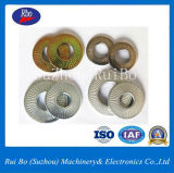 65mn / Acier inoxydable plaqué zinc25-511 français de l'enf la rondelle de blocage avec la norme ISO
