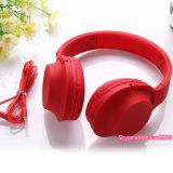 Superficie lisa del deporte sobre los auriculares estéreos de los auriculares del oído para los cabritos Childs de los adultos