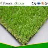 U форма пряжи роскошь конкурентных нескольких искусственных травяных газонов (CS)