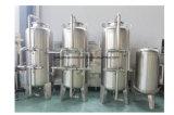 ROの水処理設備が付いている200ml-2000mlびんのためのびん詰めにされた水プラント液体の飲料の充填機を包む自動ペットびんの飲料水