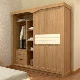 De luxe Gebruikte Garderobe Van uitstekende kwaliteit die van de Slaapkamer in Foshan (ST0071) wordt gemaakt