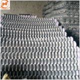 Rete fissa galvanizzata di collegamento Chain/rete fissa del metallo/rete fissa della maglia
