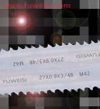 Диапазон биметаллической пластины M42 в высоком качестве пильного полотна