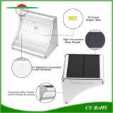 Lampada esterna solare di Rechargeble LED degli indicatori luminosi della fabbrica esterna all'ingrosso di illuminazione