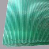 Tabella di vetro di 8~10mm (libera o colorata) per sala da pranzo, ufficio