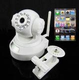 Pequenas Bonitinha segurança CCTV HD Wireless WiFi Câmara IP inteligente para a piscina
