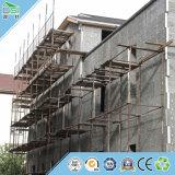 Panneau de mur d'isolation thermique de panneau du matériau de toiture de construction de construction ISO