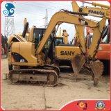 Excavadora Caterpillar 307c para equipos de construcción de 0,4 m3 de la cuchara