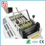 Neumática automática Máquina de cortar el tubo de fibra de vidrio.