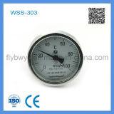 Thermomètre bimétallique industriel, émetteur Integrated de la température