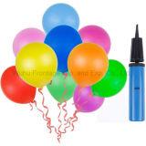 De Pomp van de Inflator van de ballon met Dubbele Actie