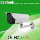 H. 265+ 6MPのオートフォーカスの屋外の弾丸IP CCTVのカメラ