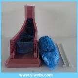 ディスペンサーを作る使い捨て可能なCPEおよび非編まれた靴カバー