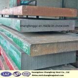 chapa de aço do molde frio do trabalho 1.2080/SKD1/D3