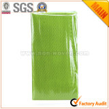 Vert non-tissé du numéro 30 de papier d'emballage de cadeau de fleur