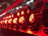 WÄSCHE-Stadiums-Licht der Leistungs-108LEDs*10W LED bewegliches Haupt