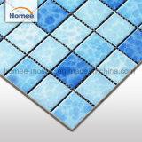 Het waterdichte Gemengde Mozaïek van uitstekende kwaliteit van de Tegel van het Zwembad van de Kleur