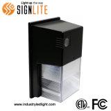 IP65 het waterdichte MiniPak Lichte 20W 24W Wallpack van de Muur met van het LEIDENE van de Bestuurder UL het Licht Pak van de Muur met Fotocel