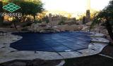 De naar maat gemaakte Bovengenoemde Dekking van de Veiligheid van het Zwembad van de Grond voor de Winter