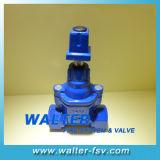 Valvole a saracinesca del ghisa dell'estremità di filetto dell'ANSI per acqua