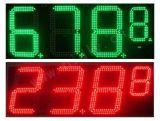 Stazione di servizio Digital della scheda del segno di prezzi di gas del LED