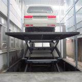 3000kg 4000kg 5000kgの油圧電気自動車は上昇表を切る