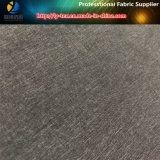 Polyester Lycra T400 & Stof van de Rek van de Heide van het Kation de Grijze voor Sportkleding