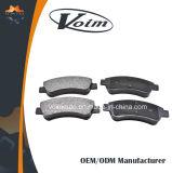 Пыль тормозных колодок передних тормозных колодок для/Peugeot Citroen