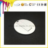 Алюминия кредитной карты флэш-накопитель USB формы окружности диска USB