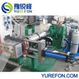 L'étape double machine de recyclage de haute performance pour les hanches et des flocons de plastique